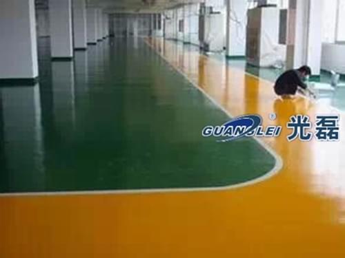 旧地坪漆地面及油污地面处理方法