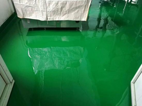 环氧树脂防静电地坪漆的工作原理